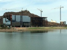 "Marina Heights ""State Farm"" Project. Land Owner: Arizona State University."